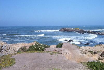 California Coast - North of Santa Cruz