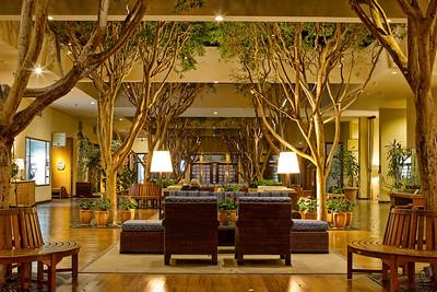 Portola Hotel Lobby