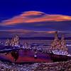 Sunrise, Mono Lake, California