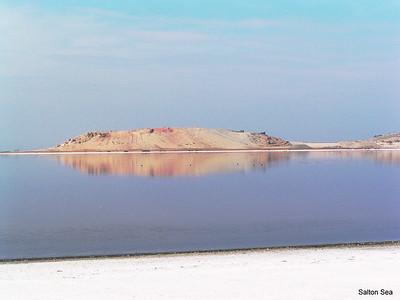 Salton Sea - Southern California