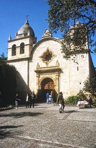 Mission San Carlos Borroméo del río Carmelo