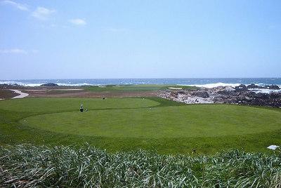 Pebble Beach Golf Course - Monterey
