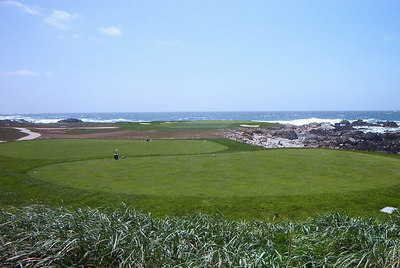 Pebble Beach Golf Course - Monterey