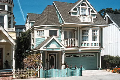 Victorian dwelling, Pacific Grove