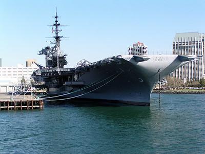 Midway - San Diego Harbor