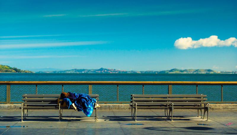 Homeless in San Francisco