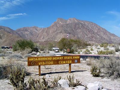 Anza Bornego Desert SP