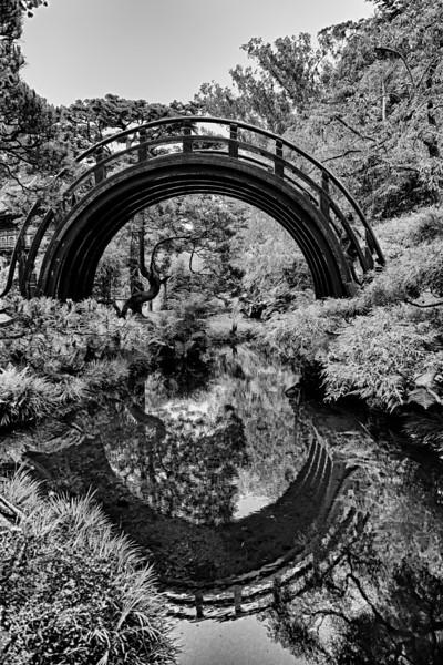 Reflections at the Japanese Tea Gardens - San Francisco, CA