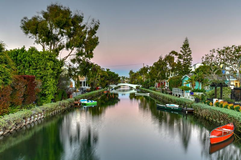 Venice Canals - California