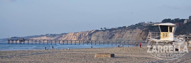 La Jolla Beach (San Diego, California)
