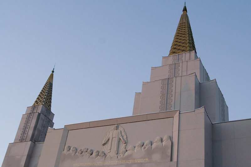 Oakland Mormon Temple