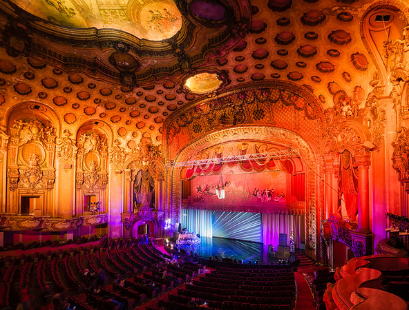 Los Angeles Theatre - Balcony View