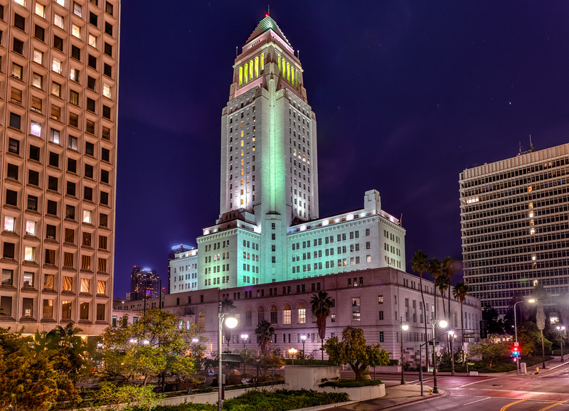 City Hall - Los Angeles, California
