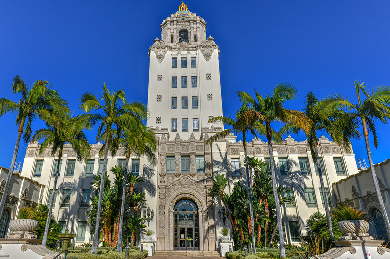 Beverly Hills City Hall - Southern California