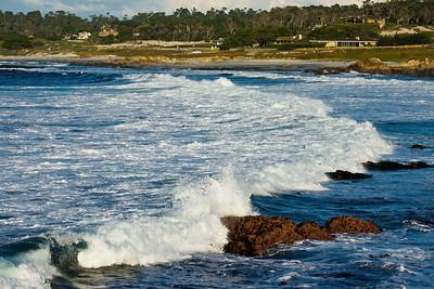 17 Mile Beach waves
