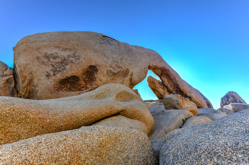 Arch Rock - Joshua Tree National Park