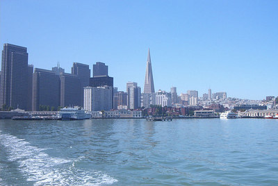San Francisco from Bay