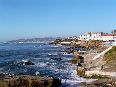 California Coast - South of San Diego