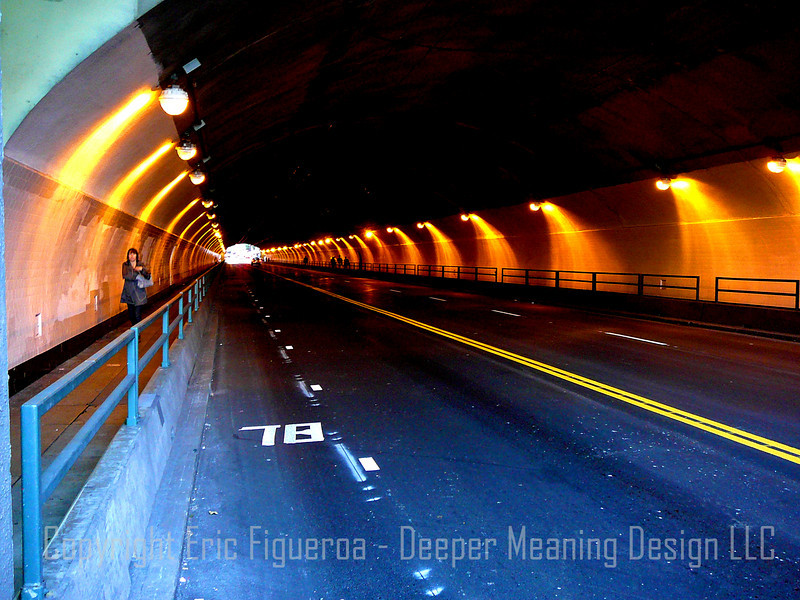 Stockton Street Tunnel, San Francisco