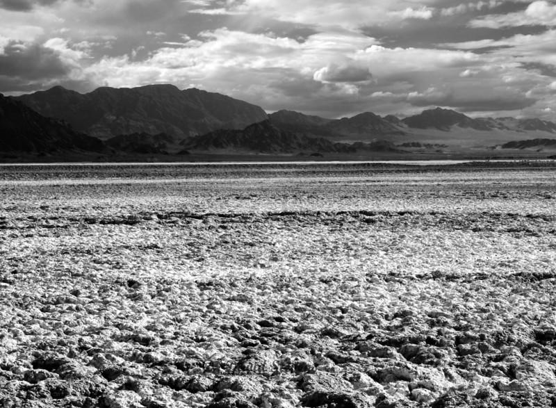 Salt Flat bw