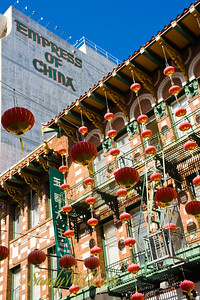 A street in China Town.