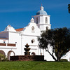 Mission San Luis Rey, Oceanside, CA