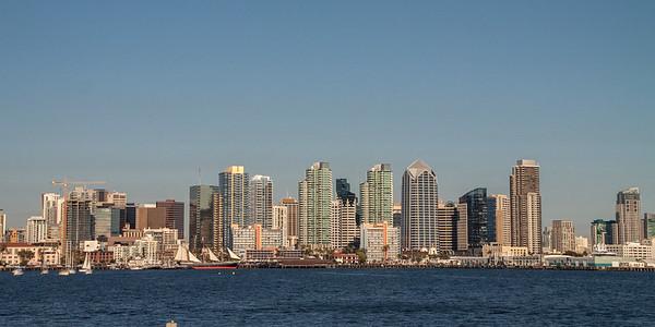 CA-San Diego-Harbor Island