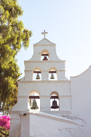 CA-San Diego-Mission Basilica San Diego de Alcala