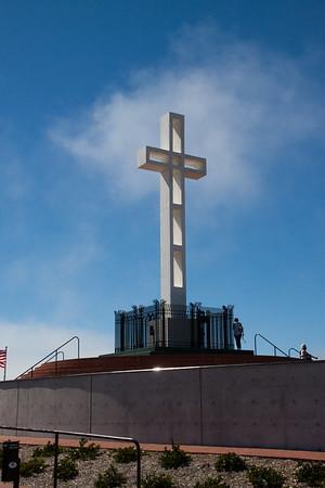 CA-San Diego-Mount Soledad