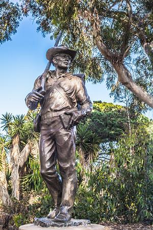 CA-San Diego-Presidio Park