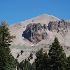 "<span id=""title"">Lassen Peak </span> One of the first good pictures of Lassen Peak"
