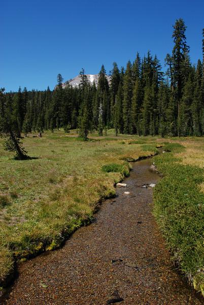 """<span id=""""title"""">Creek, Lassen NP </span>"""