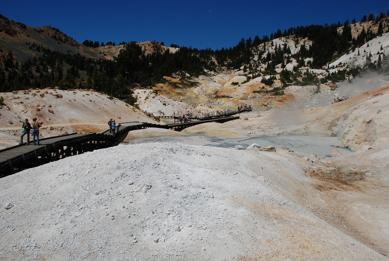"""<span id=""""title"""">Bumpass Hell Boardwalk </span> Every year, idiots go off the boardwalk and get severly burned."""