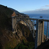 "<span id=""title"">Bixby Bridge </span> From Behind!"