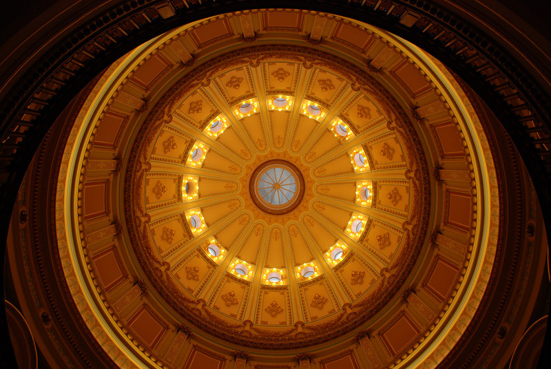"""<span id=""""title"""">Inside the Capitol Dome </span>"""