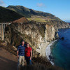 "<span id=""title"">Bixby Bridge </span> Very scenic bridge along PCH, gets photographed a lot."