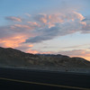 Dusk at the Eastern Portal to Death Valley