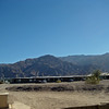 Panamint Mountains From Stovepipe Wells