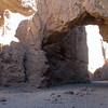 Natural Bridge Area Death Valley