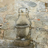 An ancient, and still operating public water fountain
