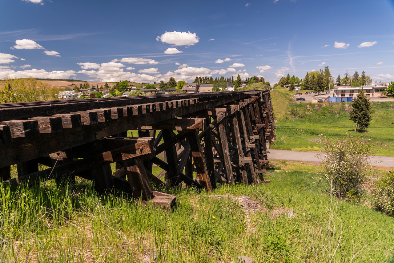 Cottonwood Trestle