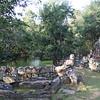 Behind the Bantey Kdei complex