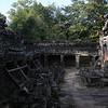 Bantey Kdei - lots of restoration.