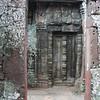 Doorway at Bantey Kdei