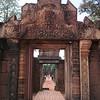 Entrance to Bantey Srei