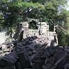 Ruins at Bang Mealea