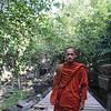 Monk at Beng Maelea