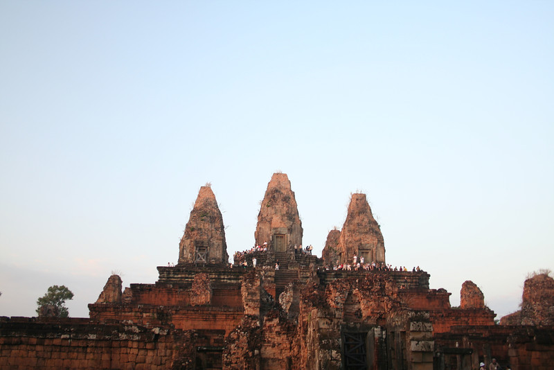 Pre Rup in the evening light