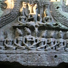 Carvings at Ta Prohm