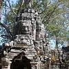 Tower at Ta Som